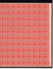 US MINT SHEET SCOTT#827,22C STAMP GROVER CLEVELAND  SHEET OF 100 MNH OG