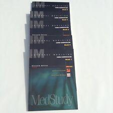 MedStudy Internal Medicine 11th Edition Core Curriculum 2005/2006 Medical Books