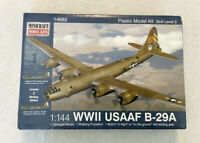 Minicraft Model Kits 14682 WWII USAAF B-29A Aircraft Plastic Kit 1/144 Scale