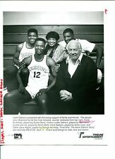 Nell Carter George Kennedy Final Shot The Hank Gathers Story Press Movie Photo