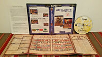Age of Empires: Gold Edition  PC  Case-disc-map & inserts FRENCH PAL NO KEY