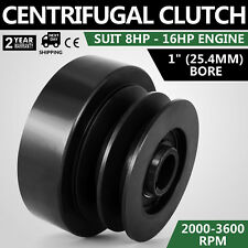 Centrifugal Clutch 25.4mm 8HP-16HP 200630 Engine Dual Durable 2000-3600 RPM