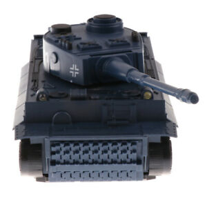 Véhicule de camouflage de char de combat Tigre allemand de la Seconde Guerre