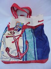 Paul Brent Nautical Anchor Beach Handbag Tote Shoulder Bag/Rucksack Portofino