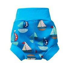 Splash About Happy Nappy Nautical Boats - Large 6-12 Months - New