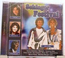 Schlager Festival + CD + Tolle Zusammenstellung mit 16 stimmungsvollen Liedern +