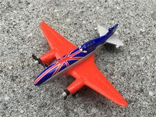Mattel Disney Pixar Planes 1:55 Bulldog Metal Toy Plane New Loose
