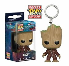 Funko Pop Keychain GOTG2 Guardians of the Galaxy 2 Groot Vinyl Action Figure Toy