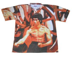 Cool Mens 70's Retro Cult Kung Fu Movie T-Shirt New Tshirt Vintage Medium SALE