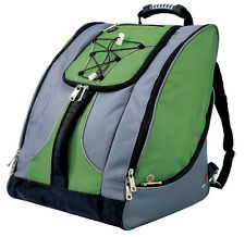 "ATHALON ""EVERYTHING"" SKI SNOWBOARD BOOT PACK BAG (Green Grass)"