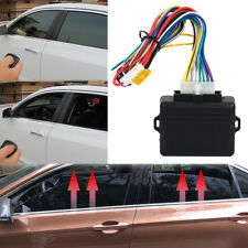 12V Universal Auto Automatic Power Window Roll Up Closer Module for 4 Door Cars