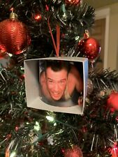 Handmade Die Hard Bruce Willis John McClane Vent Parody Funny Christmas Ornament