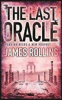 The Last Oracle by James Rollins (Paperback), Book, New