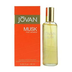 New Jovan Musk Cologne Concentrate 96ml Perfume