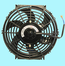 "UNIVERSAL 10"" INCH CAR RADIATOR FAN, 2 YEARS GUARANTEE, O.E.M. MAKE, ISO9001"