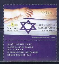 ISRAEL STAMPS 2010 INTERNATIONAL HOLOCAUST DAY FLAG MNH