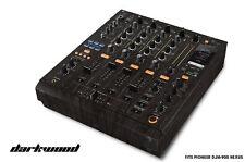 Skin Decal Wrap for PIONEER DJM-900 DJ Mixer CD Pro Audio DJM900 Parts DARKWOOD