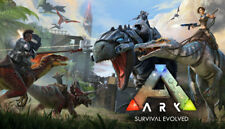 ARK Survival Evolved Steam Game  (PC/MAC/LINUX) --- EUROPE ONLY ---