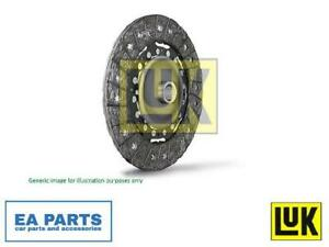 Clutch Disc for ABARTH ALFA ROMEO FIAT LUK 322 0156 10