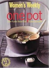 Women's Weekly Cookbook ONE POT Low Fuss Food for Busy People