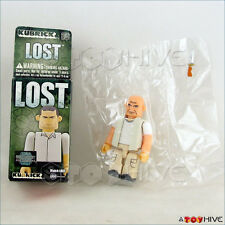 "Lost TV series John Locke with knife - Kubrick 2"" action figure box by Medicom"