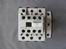 KLOCKNER MOELLER DIL2AM CONTACTOR W/ NDIL2M