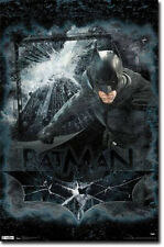 POSTER - BATMAN - Dark Knight Rises Licensed Sealed New