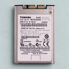 "1.8"" Toshiba MK2533GSG SATA 250 GB Disk Drive For HP Elitebook 2530P 2730P 2740P"