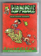 KID PADDLE - SENS DESSUS DESSOUS - VOL. 2 - 4 ÉPISODES - DVD - 2007 - NEUF NEW
