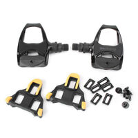 For Road Bike PD R540 SPD SL pedal Clipless Road racing Pedals Float Cleats