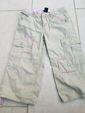 Girls Combat Style Capri Pants from Gap - Age 8 Years