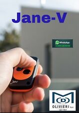 Telecomando Jane-V Multifrequenza Vecchie E Nuove