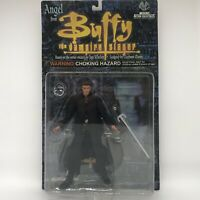"""Buffy the vampire slayer figure """"Angel"""" collectible Moore action rare series 1"""