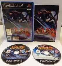 Console Play SONY Playstation 2 PS2 PAL ITALIANO ONIMUSHA DAWN OF DREAMS Capcom