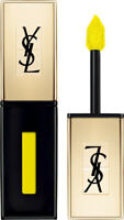 YSL YVES SAINT LAURENT VERNIS A LEVRES GLOSSY STAIN 53 YELLOW AMPLIFIER NEW