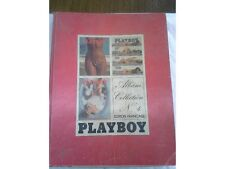 ALBUM PLAYBOY COLLECTION N°4 EDITION FRANCAISE SEPT-OCT-DEC 1974