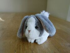Furreal Friends Grey & White Mini Bunny