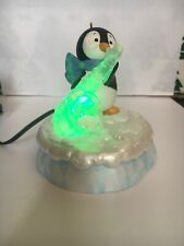 Swinging Sax Storyteller Power Cord Christmas Disney Hallmark Ornament NIB