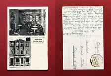 AK ZÜLLICHAU 1940 Konditorei und Café Adolf Klemt Markt 2 Innenansicht  ( 61975