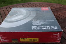 VOLVO 288mm Rear Brake Disc (APEC DSK829) S60,S80,V70,XC70. NEW in SEALED Box