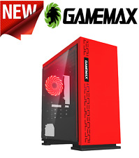Gaming PC GameMax Expedition Intel Core 2 Duo E8400 4GB Ram 160GB HDD 1GB GT710