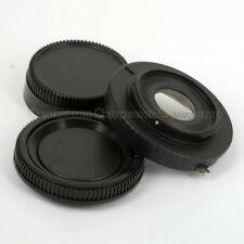For PENTAX PK K Lens to NIKON Mount Adapter D7000 D5100 D90 D300 D800 With Glass