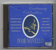 (JE12) Ivor Novello, Centenary Celebration - 1993 CD
