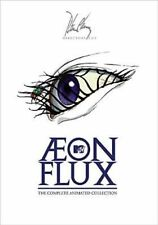 AEON Flux The Complete Animated Series Collection DVD Region 4