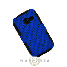 Samsung R480 Freeform 5 Hybrid Mesh Case Blue/Black Case Protector Guard Shield