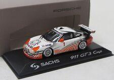 PORSCHE 911 gt3 Cup (Sachs) 150 PC./Minichamps 1:43