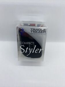 Tangle Teezer Men's  Compact Groomer Hair & Beards Brush Detangling British Made