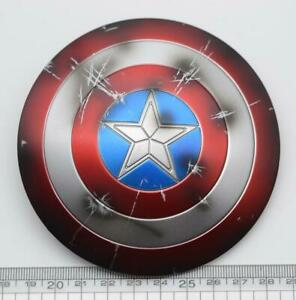Hot Toys 1/6 Scale Avengers MMS174 Captain america - Battle damaged Shield