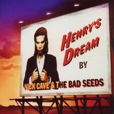 Nick Cave & Bad Seeds - Henry's Dream [New CD]