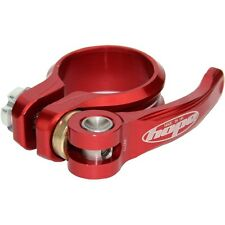 Hope Quick Release QR Seat Clamp 36.4mm Red - Brand New
